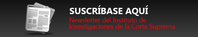 Inscripción Newsletter Instituto de Investigaciones